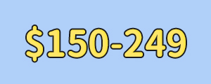 $150-$249